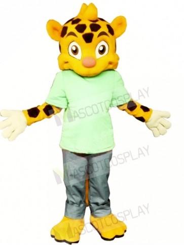 College Lightweight Tiger Mascot Costumes