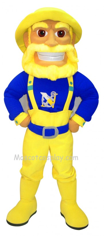 Toms River H.S- Mariner Mascot Character Costume Fancy Dress Outfit