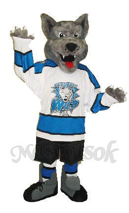 Waltwolf Custom Hockey Mascots