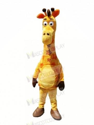 Halloween Giraffe Mascot Costumes Cheap