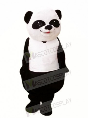 Cute Lightweight Panda Bear Mascot Costumes