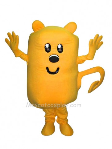WOW WOW Wubbzy Mascot Character Costume Fancy Dress Outfit