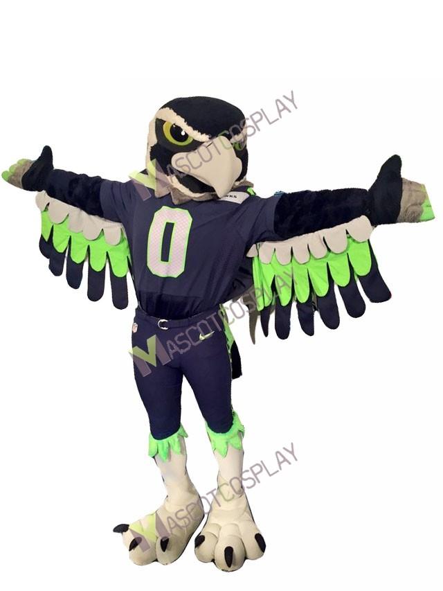 seattle seahawks blitz the seahawk boom the seahawk mascot costumes