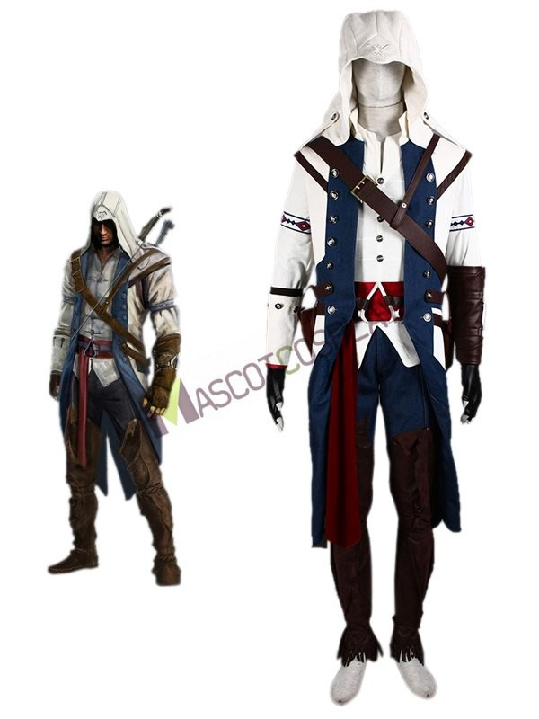 Cool Assassins Creed Cosplay Costume