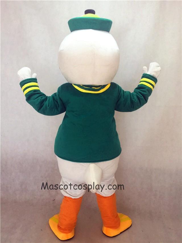 Duck Cheerleaders New Oregon Mascot Costumes College