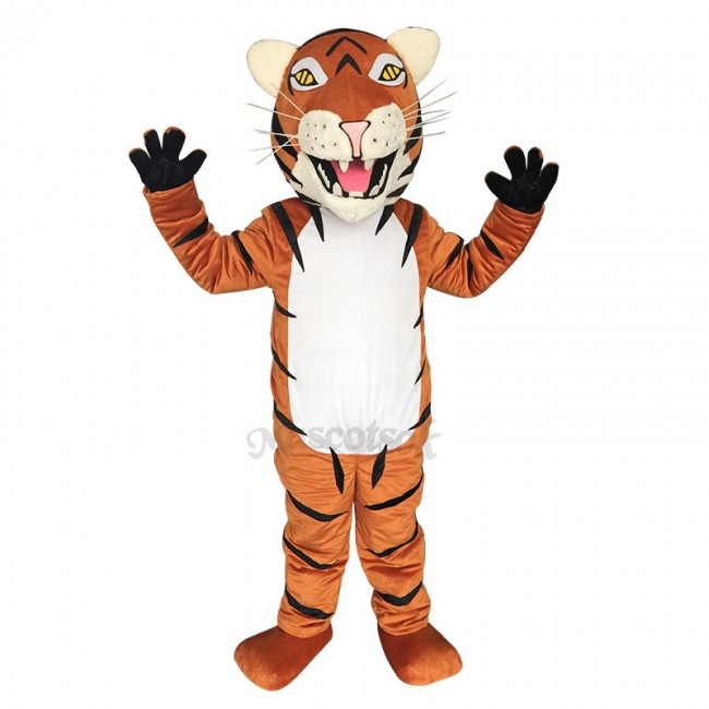 sc 1 st  MascotCosplay.com & New Strong Siberian Tiger Costume Mascot