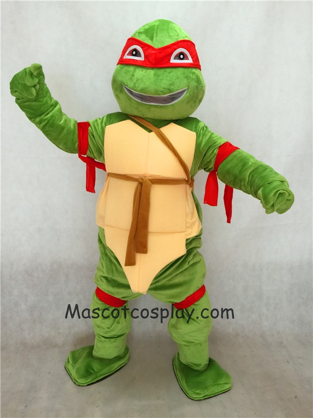 High Quality Red Raphael Tmnt Teenage Mutant Ninja Turtle