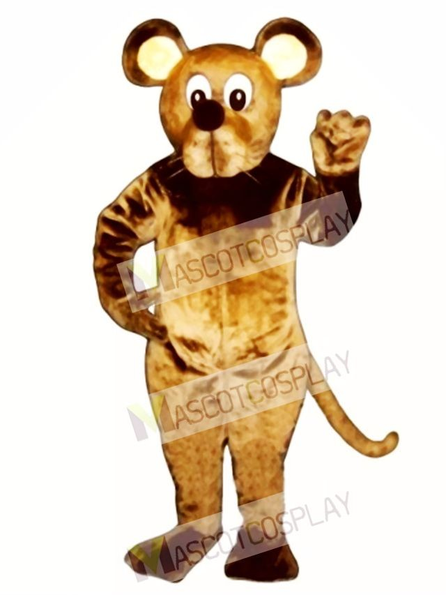 sc 1 st  MascotCosplay.com & Brown Mouse Mascot Costume