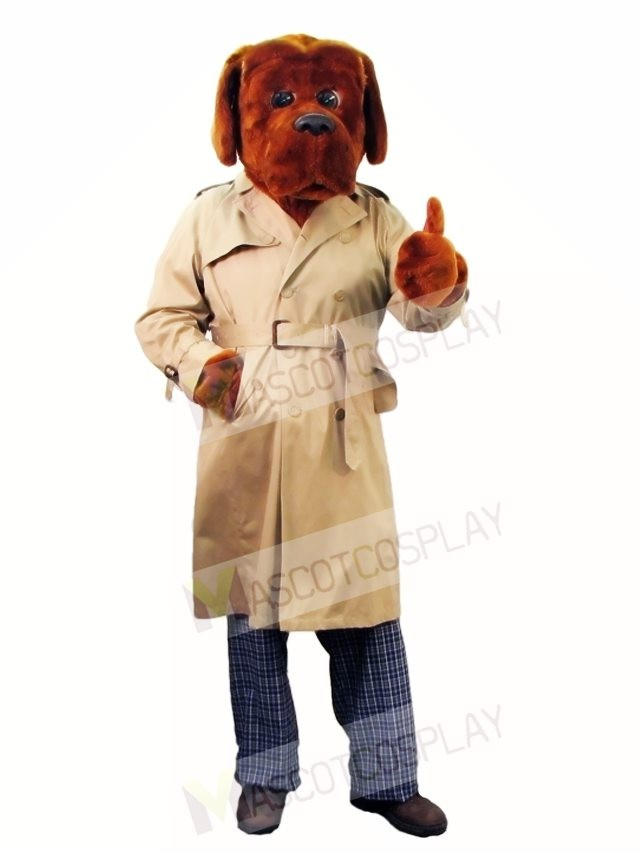 mcgruff the crime dog mascot costumes animal