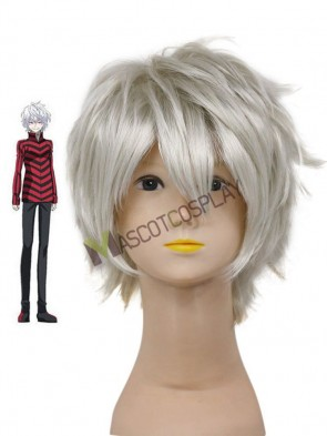 Devil Survivor 2 Ureumono Heat-Resistant Fiber Cosplay Wig