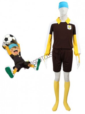 Raimon  School Fashion Inazuma Eleven Cosplay Costume