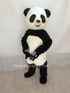 Plush Panda Adult Mascot Funny Costume Type D