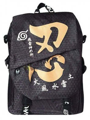 Naruto Uzumaki Elegant Handsome Anime Bag