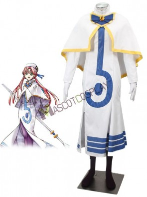 Wonderful Akari Mizunashi Cool ARIA Cosplay Costume