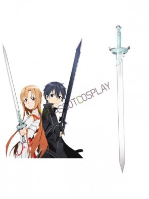 Sword Art Online Yuuki Asuna Fashion Cosplay Weapon