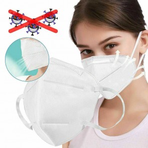 1 Piece N95 FFP2 Face Mask Anti-foaming Breathing Protective Mask Anti-fog Splash Proof