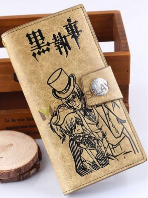 Black Butler Cosplay Wallet