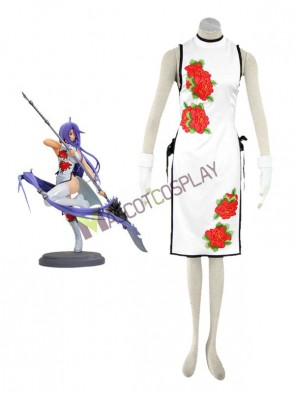 Kanu Unchyou Kingdom of Warriors Cosplay Costume Set
