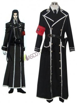 Trinity Blood Isaak Fernand von K?mpfer Cosplay Costume