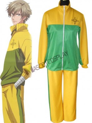 Prince Of Tennis Shitenhoji Middle School Winter Uniform Cosplay Costume