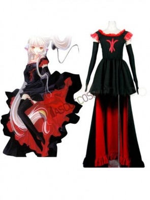 Chobits Freya Cosplay Costume
