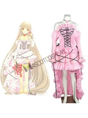 Chobits Chii Lolita Cosplay Costume