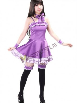 Vampire Knight Yuuki Cross Evening Dress Cosplay Costume