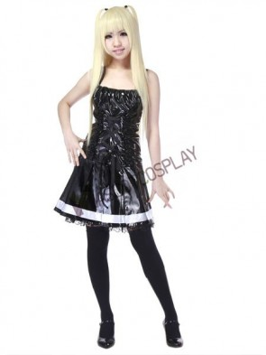 Death Note Misa Amane 65% Cotton 35% Polyester Cosplay Costume