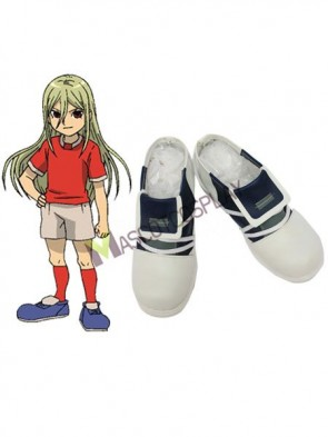 Inazuma Eleven Aphrodite Imitated Leather Cosplay Shoes
