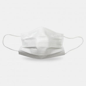20PCS Disposable Protection Face Masks 3Layers Non-woven Face Masks Set White Medical Mask