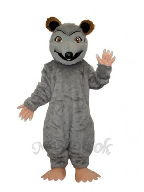 Pointed Snouted Mouse Plush Mascot  Costume
