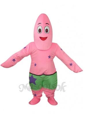 Pointed Head Starfish Mascot Costumes