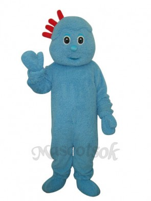 Thick Hair Small Broken Child  Plush Mascot Adult Costume