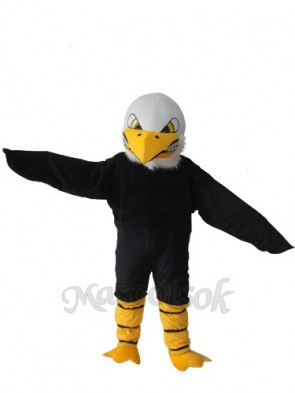 White Head Bald Eagle Mascot Adult Costume
