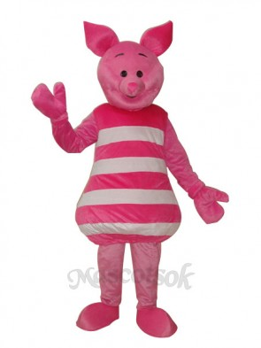 Little Pink Pig Mascot Adult Costume