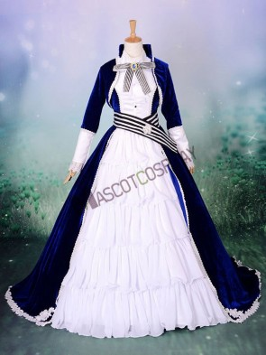 VOCALOID Kaito Fashion Cosplay Costume