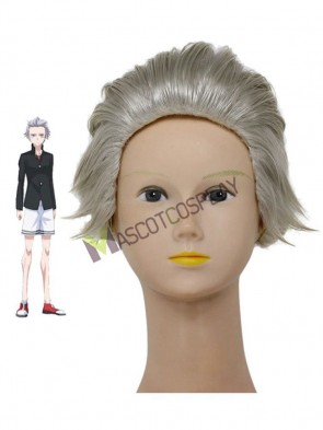 Devil Survivor 2 Heat-Resistant Fiber Cosplay Wig