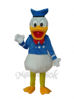 New Donald Duck Mascot Adult Costume