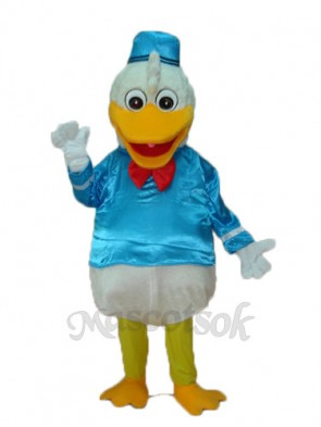 Donald Duck Mascot Adult Costume
