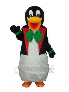 Gentoo Penguin Mascot Adult Costume