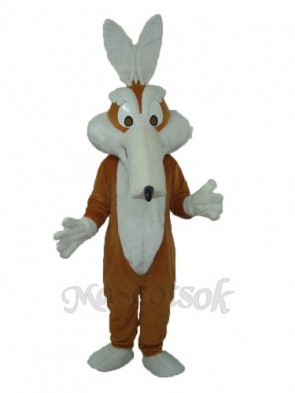 Long Mouth Monster Mascot Adult Costume