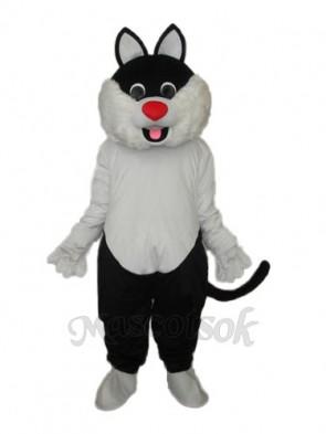 Haha Cat Mascot Adult Costume