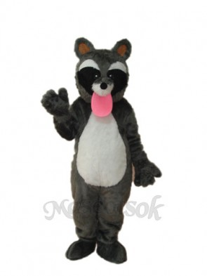 Foam Bobcats Mascot Adult Costume