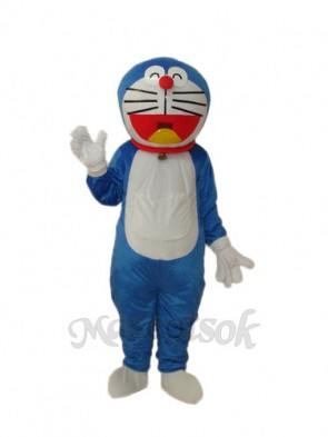 Doraemon Mascot Adult Costume .