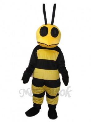 Strange Mouth Bee Mascot Adult Costume