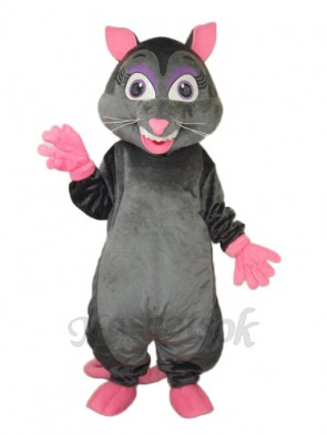 Revised Long Wool Vole Mascot Adult Costume