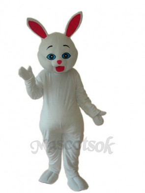Easter Rabbit Mascot Adult Costume