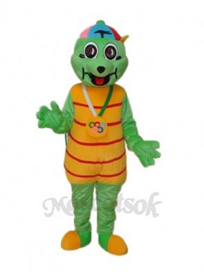 Tortoise Mascot Adult Costume
