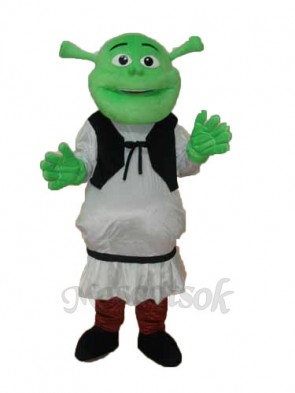 Shrek Mascot Adult Costume
