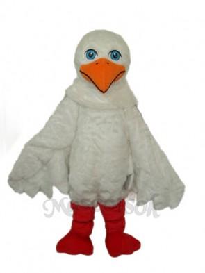 Sea Gull Mascot Adult Costume